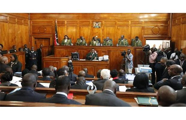 Kenya Supreme Court