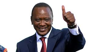 Uhuru-uk-visit