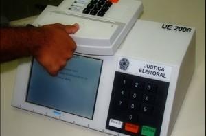 Biometrická volební e-urna